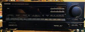 Kenwood KR-V9020 AV Control Center AM/FM Stereo Receiver (500W, 130W read descri