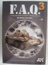 Book: AK Interactive's FAQ 3 - AFV Painting Techniques