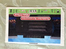 m17a8 ephemera 1990s advert subbuteo accessories make it real