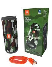 JBL FLIP 4 Bluetooth Lautsprecher Wasserfest Special Edition Squad Camouflage