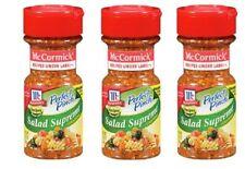 McCormick Perfect Pinch Salad Supreme Seasoning 3 Pack