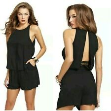 c015e69d0c38 NEW 💕GUESS BY MARCIANO BLACK ANA ROMPER SIZE 2 💕