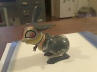 Vintage c1970s tin toy rabbit