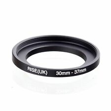 RISE(UK) 30-37mm 30mm-37mm Stepping Step Up Filter Ring Adapter 30-37
