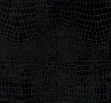Designer Guild Fabric Modern velvet design  Nabucco NOIR  F1545/02