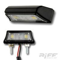 LED Mini Kennzeichen Beleuchtung Nummernschild Beleuchtung Motorrad Roller Quad