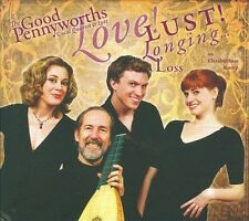 Good Pennyworths, Love! Lust! Longing... Loss - An Elizabethan Romp, Excellent