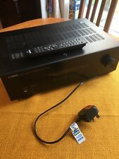 Yamaha A-S201 Natural Sound Integrated Amplifier Black