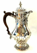Silver Coffee Pot Catherine Russia Hermitage Museum Samuel Courtauld 1758