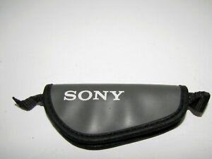Véritable Sony Vinyle Dragonne Pour CCD-TRV308 TRV608 TRV318 DCR-TRV250 TRV350