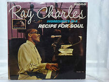 "Ray Charles - Recipe For Soul 12"" Lp 1963"