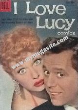 I LOVE LUCY COMIC BOOK #22 (DELL)