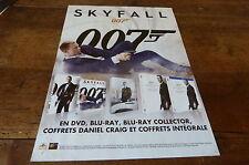 DANIEL CRAIG - Publicité de magazine SKYFALL !!!!!!!!!!!