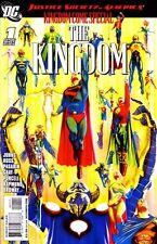 JSA KINGDOM COME SPECIAL: THE KINGDOM #1 VF/NM ONE-SHOT ALEX ROSS COVER