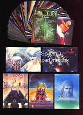 L. Ron Hubbard's MORE THAN BATTLEFIELD EARTH - 90 Card Fantasy Art Set - CI