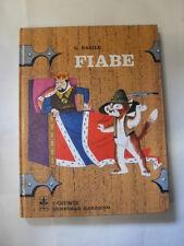 BASILE - FIABE - ED.GIUNTI - 1970