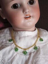 Bijou artisanal collier Jumeau®poupée ancienne/moderne-Jewel Antique modern doll