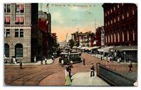 1912 F Street NW, Washington, DC Postcard