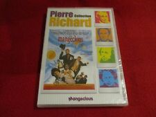 "DVD NEUF ""MANGECLOUS"" Collection Pierre RICHARD Charles AZNAVOUR Jacques DUFILHO"