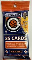 🔥  2015-16 Panini Complete 35 Card Pack Kobe on Front - Auto, Booker, Towns?