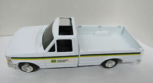 1980s John Deere ERTL Metal Diecast Dealer Dixie Equipment Pickup Truck
