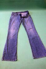 Levi's® Levis Jeans 529 Bootcut W29/L34 used Denim Rocker Rarität vintage blau