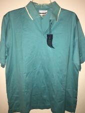 Outer Banks Reserve Women's 100% Double Mercerized Cotton top Size L-NWT