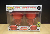 Funko Pop! Star Wars Praetorian Guards 2 Pack Popcultcha Excl W/ Soft Protector