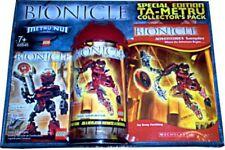LEGO Bionicle Metru Nui Special Edition Ta-Metru Collector's Pack Set #65545