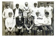 pt9381 - Sheffield United Football Team at Bramhall Lane in 1924 - photograph