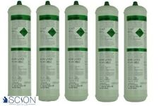 DISPOSABLE Pure Argon GAS BOTTLES FOR MIG WELDING x 5 cylinders