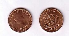 GB Pre decimal Half-penny Coin 1967 in Mint condition very collectable