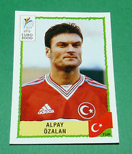 N°145 ALPAY ÖZALAN TURQUIE TÜRKIYE PANINI FOOTBALL UEFA EURO 2000