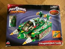Power Rangers Ninja Storm Dragonforce Tank Force Cyclone