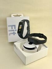 Samsung Galaxy Fit SM-R370 4GBFitness Tracker Smart BraceletBlack! Warranty!