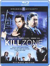 KILL ZONE BLU RAY Movie- Brand New & Sealed- Fast Ship! VG-A114568BRD