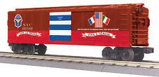 MTH RailKing Trains 30-74633 New York Central Box Car O Gauge