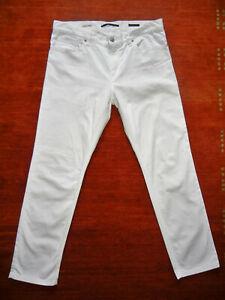 Alberto Pipe Luxury slim Fit T400 sommer Jeans W35/L30 Herren Light Denim