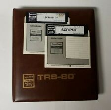 RADIO SHACK TRS-80 SCRIPSIT CATALOG 26-1563