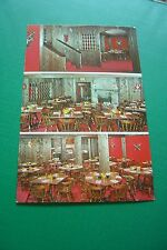 Postcard The Hungrey Lion Restaurant Norwalk Conn.Vintage