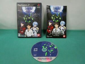 PlayStation2 -- Evangelion : Jo -- PS2. JAPAN GAME. 53770
