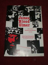 James Blood Ulmer POSTER Ann Arbor