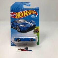 '17 Ford GT #99 * Blue * 2018 Hot Wheels * B3