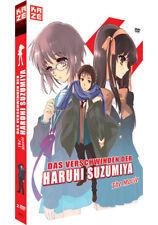 Das Verschwinden der Haruhi Suzumiya - Der Film [2 DVDs] NEU