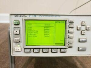 Agilent E4418B Powermeter