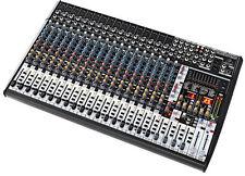 Behringer Eurodesk SX2442FX 24-Channel Recording Sound Reinforcement Mixer