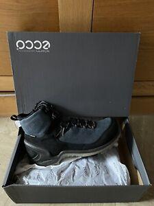 Ecco Biom Terrain Mid Rise GORE-TEX Walking Hiking Trail Boots Shoes 7.5UK