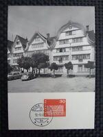 SCHWEIZ MK 1968 882 GAIS MAXIMUMKARTE CARTE MAXIMUM CARD MC CM c2835