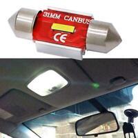 1860 9W Festoon LED Bulb Canbus 1860 SMD White Car Map Interior Dome N1W6 L U2X0