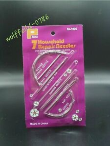 Sewing Family Household Needle Set Curved Carpet Glover Multi Purpose House Hold
